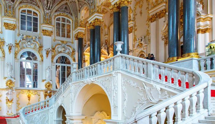 Afbeelding Reis naar St. Petersburg met Restauratoren Nederland